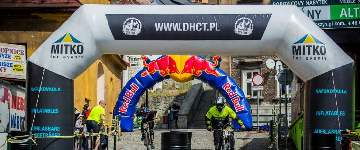 Wyniki Downhill City Tour 2018